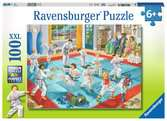 Martial Arts Class Jigsaw Puzzles;Children s Puzzles - Ravensburger