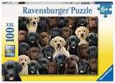 Labradors Jigsaw Puzzles;Children s Puzzles - Ravensburger