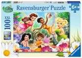 MOJE WRÓŻKI PUZZLE 100EL. Puzzle;Puzzle dla dzieci - Ravensburger