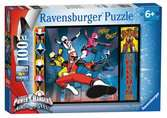 Power Rangers Dino Charge XXL100 Puzzles;Children s Puzzles - Ravensburger