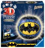 Batman Ravensburger 3D  Nighlight Puzzle ball 3D Puzzle;3D Lampada Notturna - Ravensburger