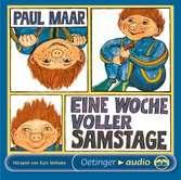 Eine Woche voller Samstage tiptoi®;tiptoi® Hörbücher - Ravensburger
