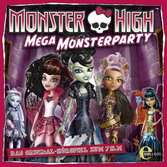Monster High - Mega Monsterparty tiptoi®;tiptoi® Hörbücher - Ravensburger