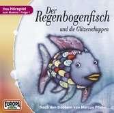 Der Regenbogenfisch - Folge 1: und die Glitzerschuppen tiptoi®;tiptoi® Hörbücher - Ravensburger