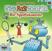 Ritter Rost 14 - Die Sportskanone tiptoi®;tiptoi® Hörbücher - Ravensburger