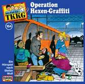 TKKG 164 - Operation Hexen-Graffiti tiptoi®;tiptoi® Hörbücher - Ravensburger