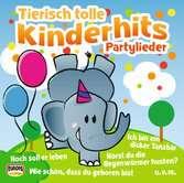 Tierisch tolle Kinderhits - Partylieder tiptoi®;tiptoi® Lieder - Ravensburger