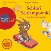 Schluri Schlampowski und die Stinktierfalle tiptoi®;tiptoi® Hörbücher - Ravensburger