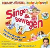 Singen & Bewegen 1 tiptoi®;tiptoi® Lieder - Ravensburger