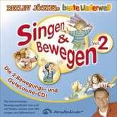 Singen & Bewegen 2 tiptoi®;tiptoi® Lieder - Ravensburger