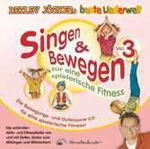 Singen & Bewegen 3 tiptoi®;tiptoi® Lieder - Ravensburger