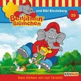 Benjamin Blümchen - ...und Bibi Blocksberg tiptoi®;tiptoi® Hörbücher - Ravensburger
