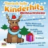 Tierisch tolle Kinderhits - Weihnachtslieder tiptoi®;tiptoi® Lieder - Ravensburger