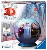Puzzle 3D rond 72 p - Disney La Reine des Neiges 2 3D puzzels;Puzzle 3D Ball - Ravensburger