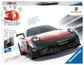 Puzzle 3D Porsche 911 GT3 Cup Puzzle 3D;Puzzles 3D Objets iconiques - Ravensburger