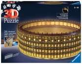 Colosseo Night Edition 3D Puzzle;3D Puzzle-Building Night Edition - Ravensburger