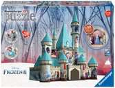 Frozen 2 Disney Castle 3D Puzzle, 216pc 3D Puzzle®;Shaped 3D Puzzle® - Ravensburger