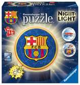 Barcelona FC night light 3D Puzzle;3D Lámparas - Ravensburger