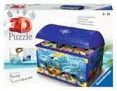 Schatztruhe Unterwasserwelt 3D Puzzle;3D Puzzle-Organizer - Ravensburger