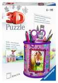 Pennenbak - Paarden 3D puzzels;3D Puzzle Specials - Ravensburger