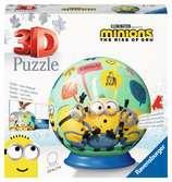 Puzzle-Ball Mimoni 2 72 dílků 3D Puzzle;Puzzleball - Ravensburger