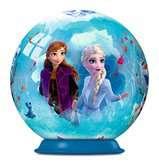 Ledové království 2 - položka 54 dílků 3D Puzzle;Puzzleball - Ravensburger