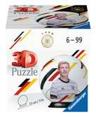 DFB-Nationalspieler Julian Brandt 3D Puzzle;3D Puzzle-Ball - Ravensburger