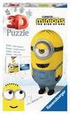 Mimoni 2 postavička - Jeans 54 dílků 3D Puzzle;Zvláštní tvary - Ravensburger