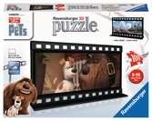 The Secret Life of Pets 3D Puzzles;3D Puzzle Buildings - Ravensburger