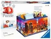 Uložná krabice New York  216 dílků 3D Puzzle;Zvláštní tvary - Ravensburger
