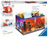 Aufbewahrungsbox Skyline 3D Puzzle;3D Puzzle-Sonderformen - Ravensburger