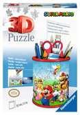 Stojan na tužky Super Mario 54 dílků 3D Puzzle;Zvláštní tvary - Ravensburger