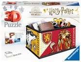Puzzle 3D Boite de rangement - Harry Potter Puzzle 3D;Puzzles 3D Objets iconiques - Ravensburger