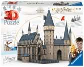 Harry Potter - Bradavický hrad 540 dílků 3D Puzzle;Budovy - Ravensburger