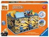 Despicable Me 3 Storage Box 3D Puzzle, 216pc 3D Puzzle®;Character 3D Puzzle® - Ravensburger