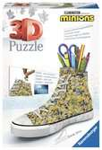 Minions zapatilla portalápices 3D Puzzle;3D Shaped - Ravensburger