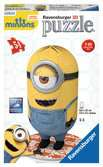 Minion Shaped 3D Puzzle, 54pc 3D Puzzle®;Character 3D Puzzle® - Ravensburger
