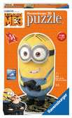 Despicable Me3: shape 1 3D puzzels;3D Puzzle Ball - Ravensburger