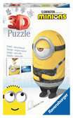 Despicable Me 3 Shaped Prisoner Minion 3D Puzzle 3D Puzzle®;Character 3D Puzzle® - Ravensburger