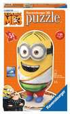 Shaped Minion - Despicable Me 3 Motiv 3: Tourist 3D Puzzle;3D Puzzle-Sonderformen - Ravensburger