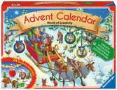 Advent Calendar - Do it Yourself Malen und Basteln;Bastelsets - Ravensburger