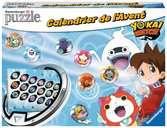 Calendrier de l avent Yo-Kai Watch Puzzle 3D;Puzzle 3D rond - Ravensburger