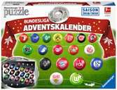 Adventskalender Bundesliga - Saison 2018 / 2019 3D Puzzle;3D Puzzle-Ball - Ravensburger