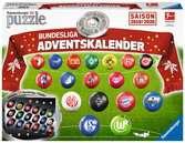 Bundesliga Adventskalender Saison 2019/2020 3D Puzzle;3D Puzzle-Ball - Ravensburger