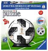 Adidas 2018 World Cup Football 3D Puzzle, 72pc 3D Puzzle®;Character 3D Puzzle® - Ravensburger