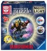 Nachtlicht - Transformers 3D Puzzle;3D Puzzle-Ball - Ravensburger
