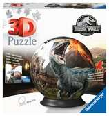 Jurassic World 3D Puzzle;3D Puzzle-Ball - Ravensburger