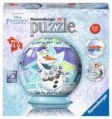 FROZEN - PRZYGODY OLAFA 3D 72EL Puzzle 3D;Puzzle Kuliste - Ravensburger