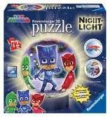 Lámpara PJ MASKS 3D Puzzle;3D Lámparas - Ravensburger