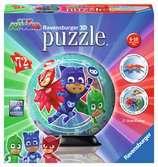3D rond 72p – Pyjamasques 3D puzzels;Puzzle 3D Ball - Ravensburger